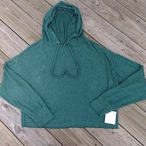 SO NWT Lounge Life Cozy Pullover Hoodie.  Size L